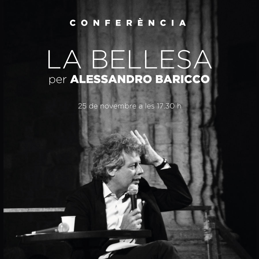 La Bellesa, per Alessandro Baricco